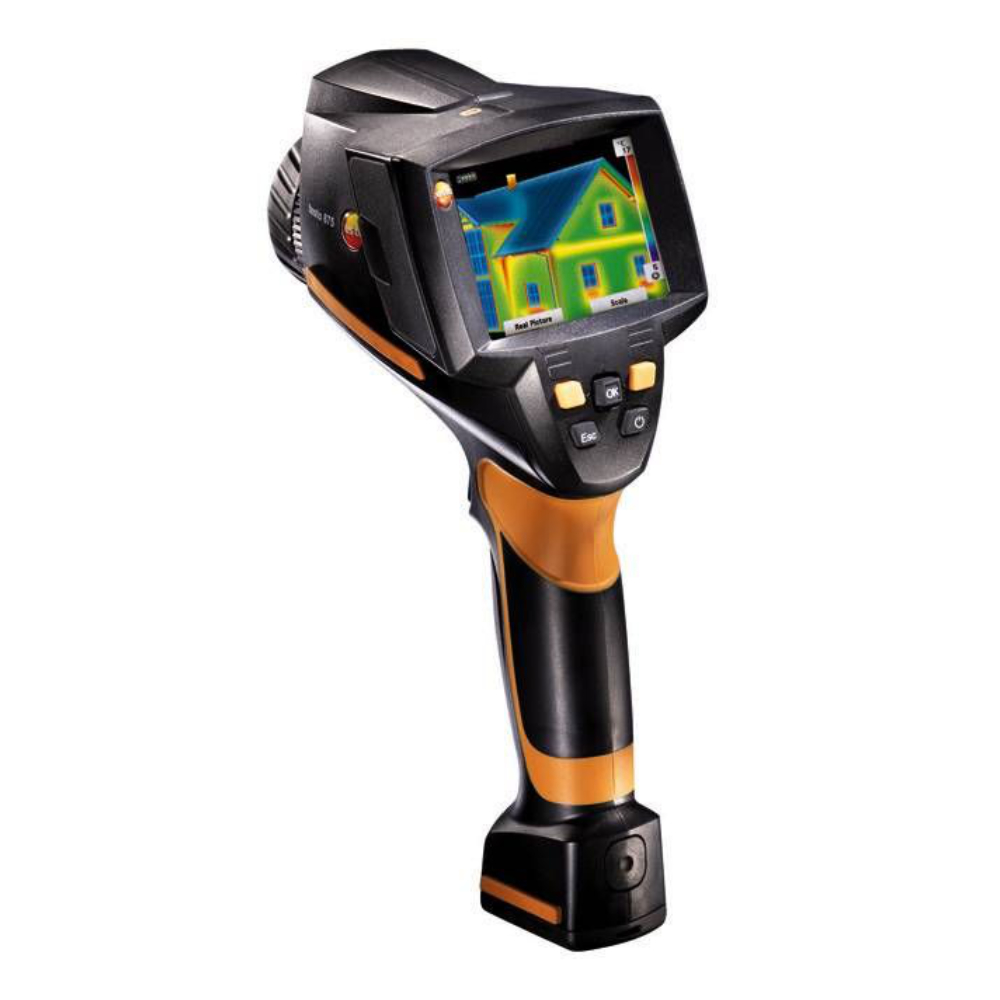 testo malaysia 875 1i infrared camera w superresolution test measuring lab instruments