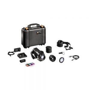 testo Malaysia 890-1 | High-End Infrared Camera w/ Digital Camera