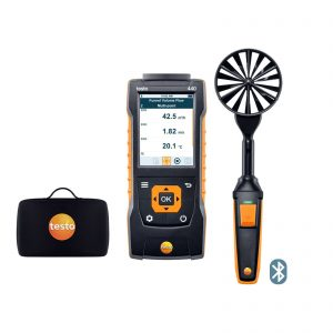 testo Malaysia 440 | 100 mm Vane Kit w/ Bluetooth