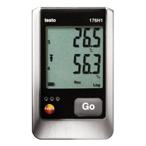 testo 176 H1 | Temperature & Humidity Data Logger