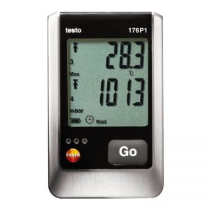 testo 176 P1 | Absolute Pressure, Temperature & Humidity Data Logger