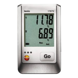 testo 176 T2 | Temperature Logger | 2 External Channels