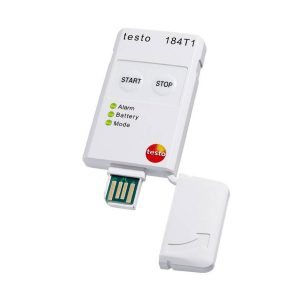 testo Malaysia 184 T1 | Temperature Data Logger - Transport Monitoring
