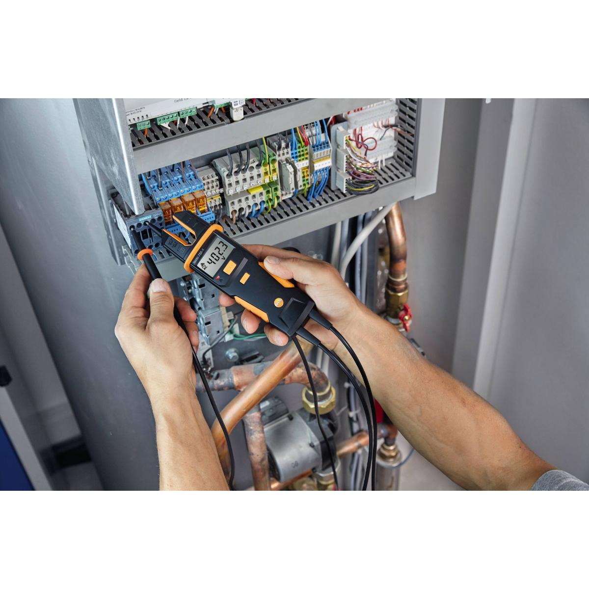 testo 755-1 | Current/Voltage Tester