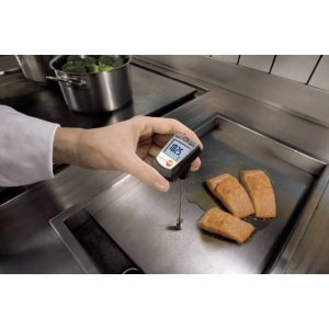 testo 905-T2 | Surface Thermometer w/ Large Measuring Range