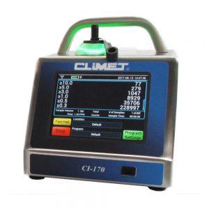 Climet Malaysia CI-170 | NextGen Portable Particle Counter
