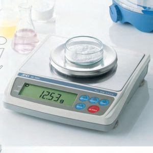 AND Weighing Malaysia EK-300i | EK-i Series Compact Balance