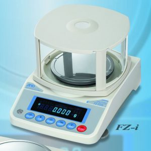 AND Weighing Malaysia FZ-200i | FZ-i Series Precision Balance w/ Internal Calibration