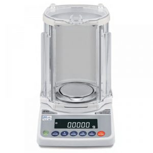 AND Weighing Malaysia HR-250AZ | Compact Analytical Balance w/ Internal Calibration