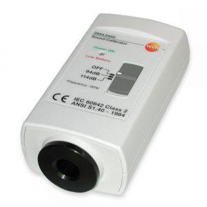 testo Malaysia 0554 0452 | Sound Level Calibrator