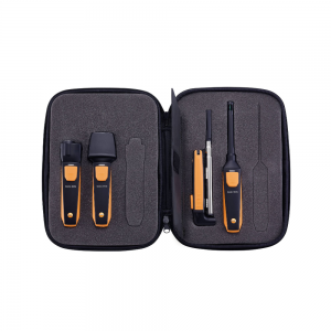 testo Malaysia Smart Probes VAC Set | Smartphone Operation