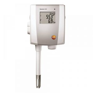 testo Malaysia Saveris H2 E | 2-Channel Temperature/Humidity Ethernet Probe w/ Display