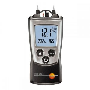 testo Malaysia 606-2 | Moisture Meter for Material Moisture & Relative Humidity