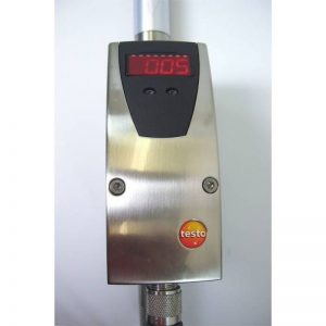 testo Malaysia 6441 | Compressed Air Meter (DN15)