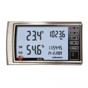 testo Malaysia 622 | Thermo hygrometer & barometer