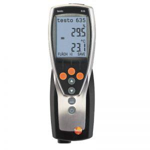 testo Malaysia 635-1   Temperature & Humidity Measuring Instrument