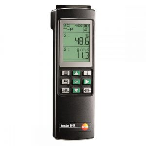 testo Malaysia 645 | Humidity/Temperature Measuring Instrument