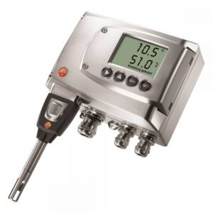 testo 6681 | Temperature/Humidity Transmitter | Critical Applications