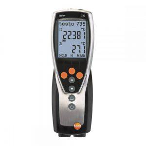 testo Malaysia 735-2 | Multichannel Thermometer