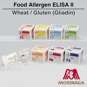 Morinaga Malaysia Food Allergen ELISA II Wheat / Gluten (Gliadin)
