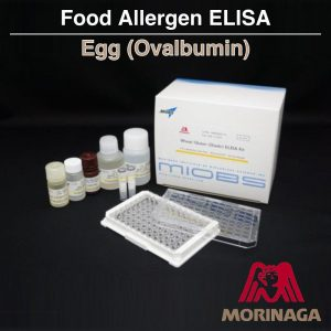 Morinaga Malaysia Food Allergen ELISA Egg (Ovalbumin)