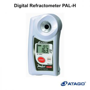 Atago Malaysia PAL-H | Digital Hand-Held Pocket Refractometer