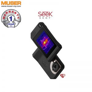 Seek Thermal Malaysia SW-AAA | Seek Shot - Pocket-Sized Handheld Thermal Imager (206x156)