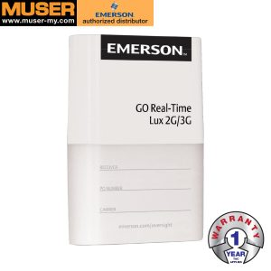 Emerson Malaysia GO Real-Time Lux Tracker