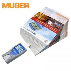Schaller Malaysia humimeter RH6 | Paper Hygrometer