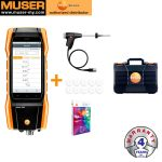 Testo Malaysia Testo 300 Longlife Kit 1| Flue Gas Analyzer (O2, CO up to 4,000 ppm, NO - can be retrofitted)