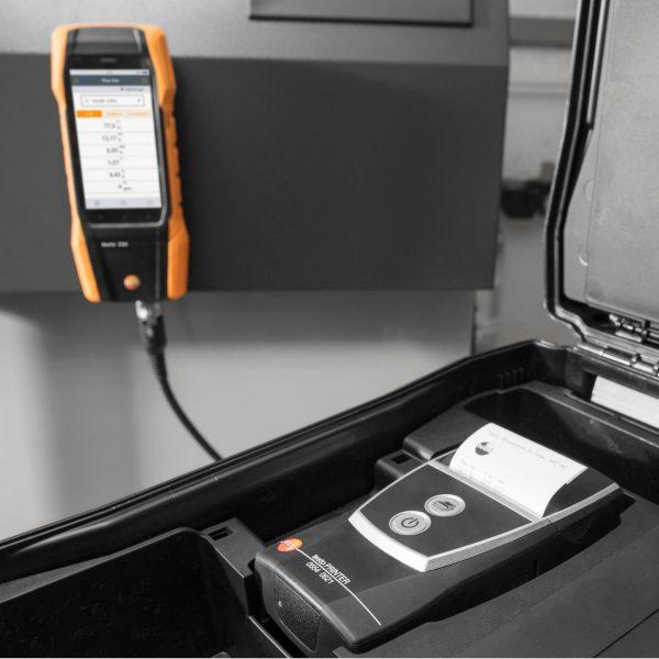Testo 300 Kit 1 with Printer 03