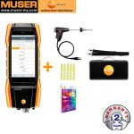 Testo Malaysia Testo 300 Kit 1 - Flue Gas Analyzer (O2, CO up to 4,000 ppm)