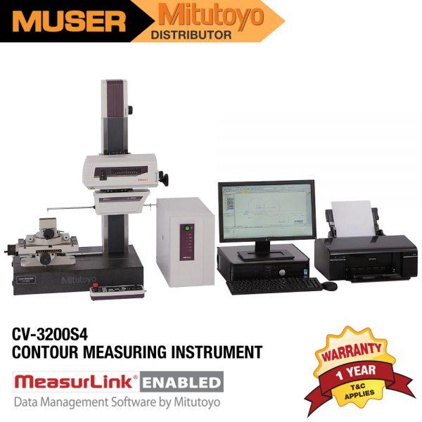 Mitutoyo Malaysia CV-3200S4 Contour Measuring Instrument