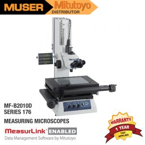 Mitutoyo Malaysia MF-B2010D Measuring Microscopes