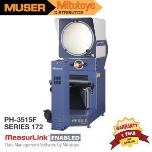 Mitutoyo Malaysia PH-3515F Profile Projector