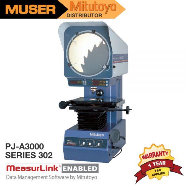 Mitutoyo Malaysia PJ-A3010F-200Profile Projector