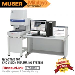 Mitutoyo Malaysia QV Active 404 Vision Measuring System