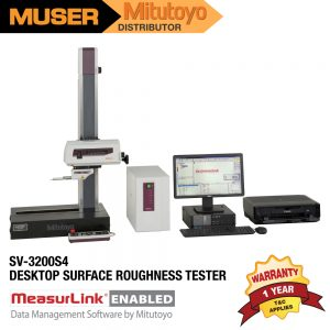 Mitutoyo Malaysia SV-3200S4 Desktop Surface Roughness Tester