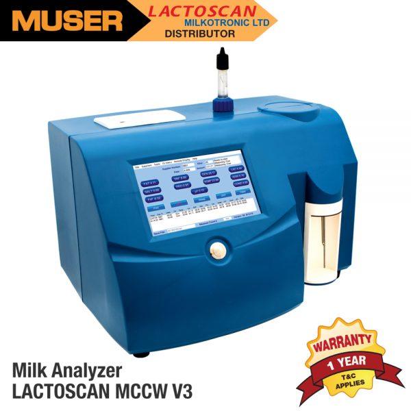 Milkotronic Malaysia Lactoscan MCCW V3 Milk Analyzer