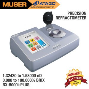 Atago Malaysia RX-5000i-PlusAutomatic Digital Refractometer