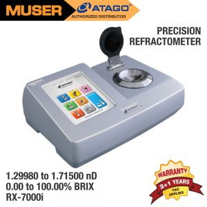 Atago Malaysia RX-7000iAutomatic Digital Refractometer