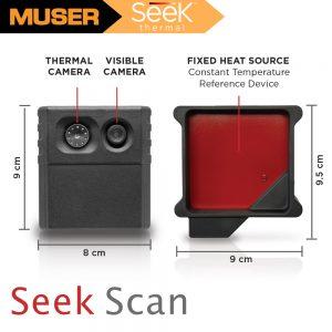 Seek Thermal MalaysiaYW-AAA Seek Scan Human Temperature Screening System