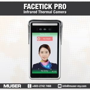 FaceTick Pro Malaysia Infrared Thermal Camera