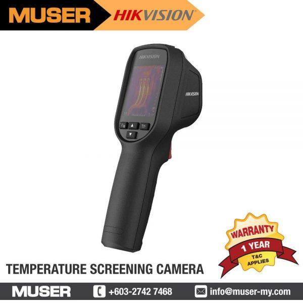 HIKVISION Malaysia Thermographic Temperature Screening Handheld Camera