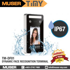 Timy Malaysia TM-DF01 Dynamic Facial Recognition Terminal