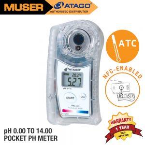Atago Malaysia PAL-pH Digital Pocket pH Meter
