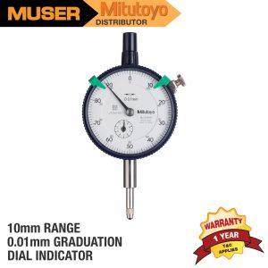 Mitutoyo Malaysia 2046S Dial Indicator