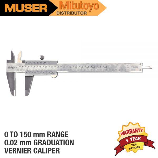 Mitutoyo Malaysia 530-312 Vernier Caliper